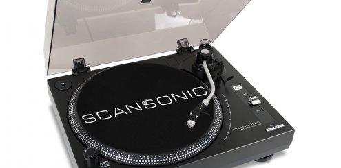 Scansonic USB-100