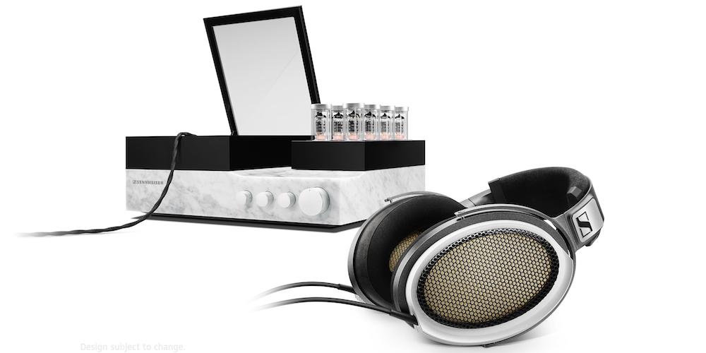 Sennheiser HE 1 er verdens dyreste hodetelefoner. Foto: Sennheiser