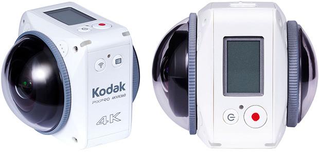Det går helt rundt for Kodak