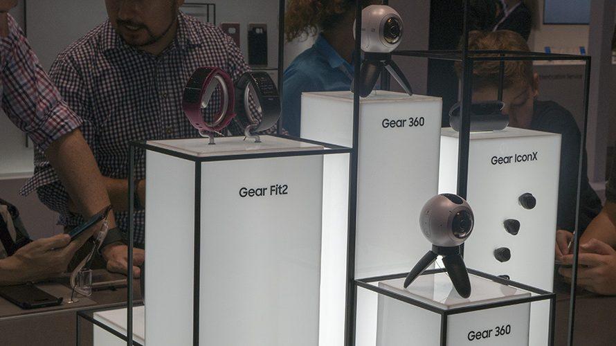 Gadgetfest hos Samsung