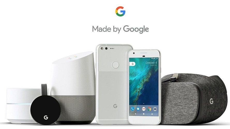 Gadgetseksplosjon fra Google