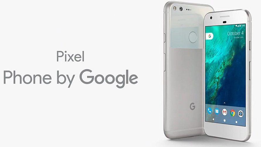 Google slipper mobilen Pixel