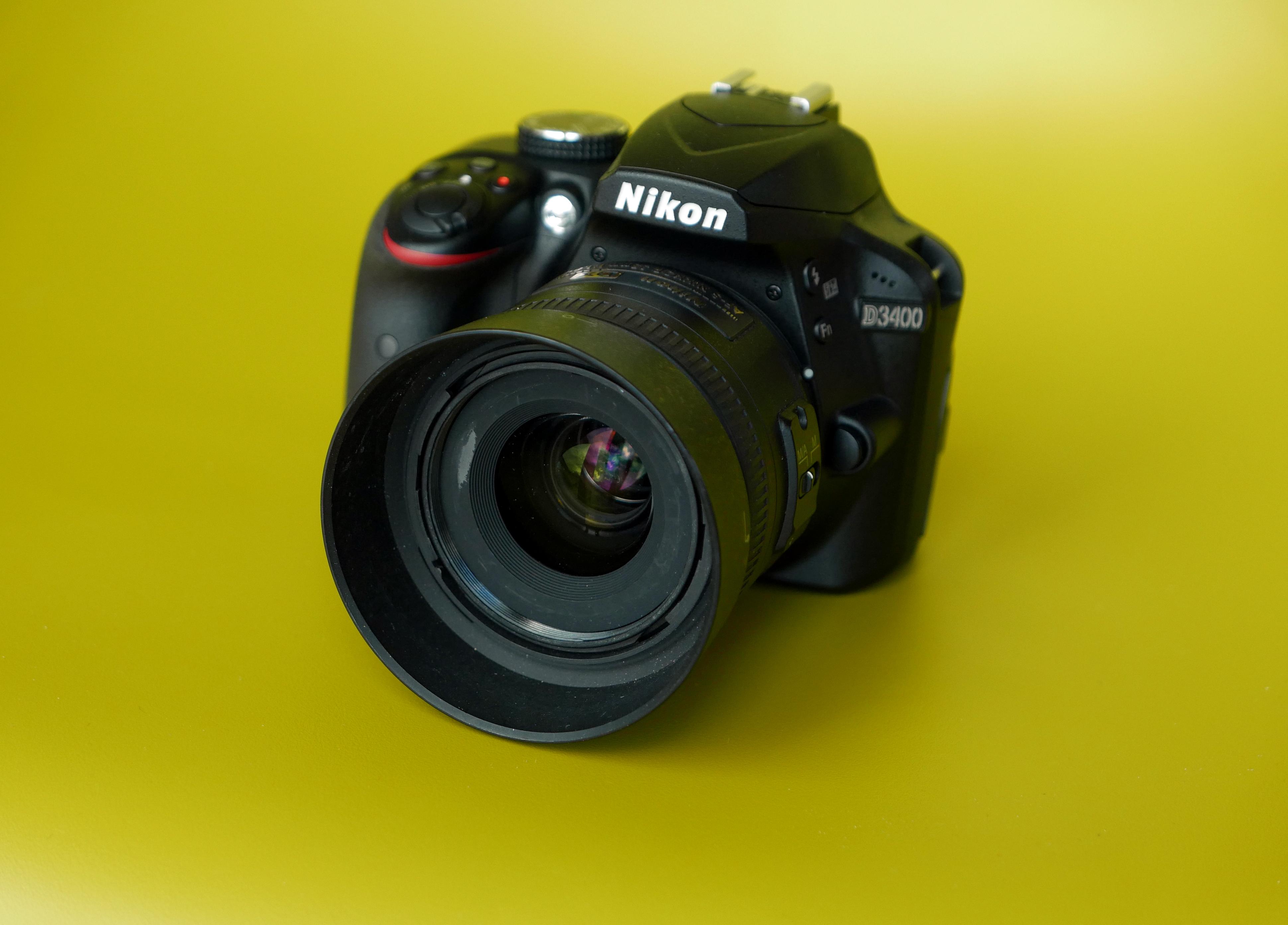 godt kamera til nybegynner