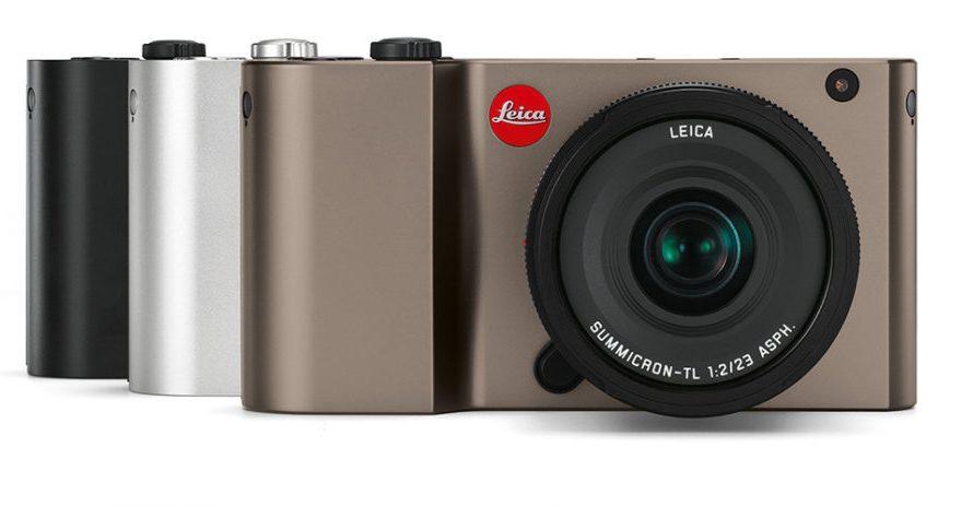 Leica bytter navn