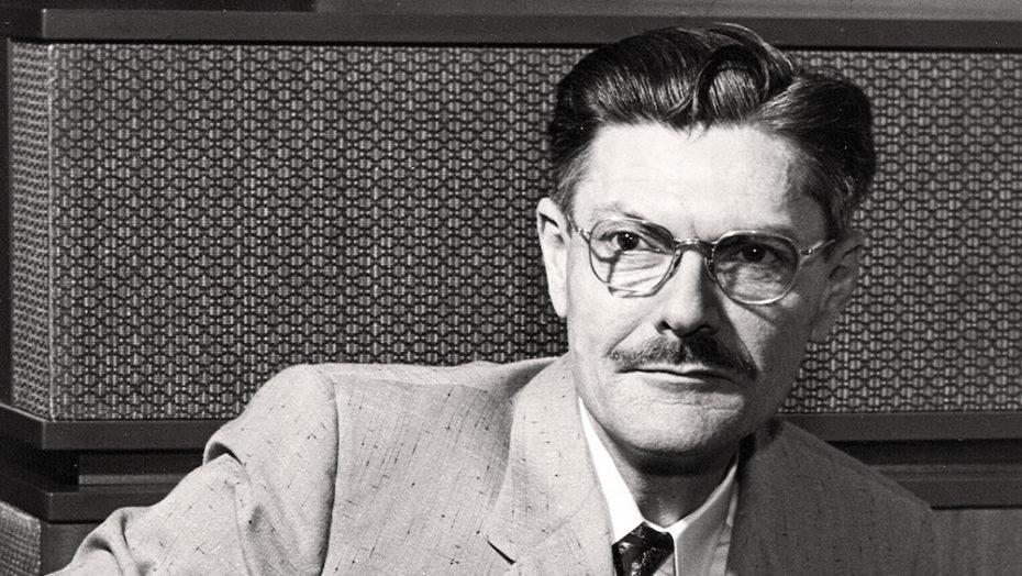 Paul W. Klipsch, ca. 1946.
