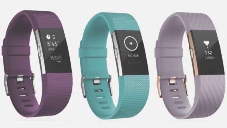 Med et Fitbit Charge 2 på armen, blir det kanskje greie på treningen. Foto: Fitbit