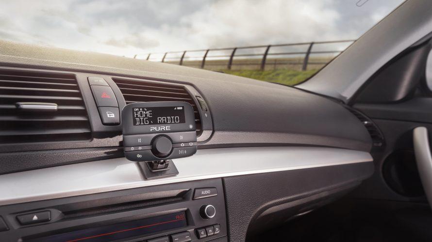 DAB-adaptere til bilen
