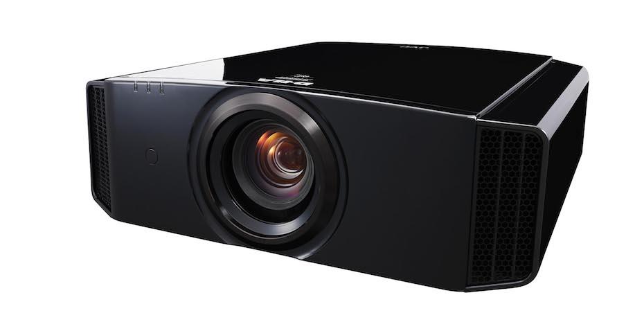 4 projektorer med 4K