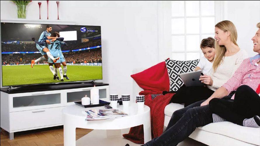 Viasat er først med Ultra HD over kabel