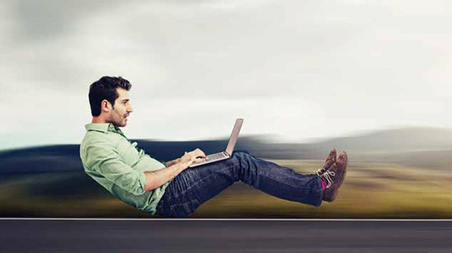 Nytt liv til laptop-en