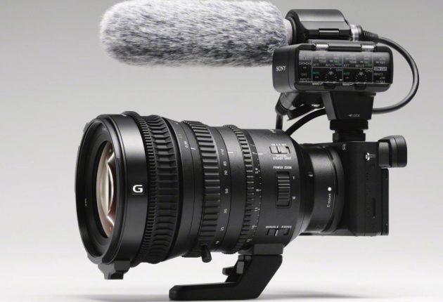 Man kan fint rigge a6500 til proff 4K-video, men man trenger ekstrautstyr for å kunne koble til hodetelefoner.