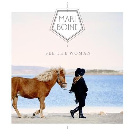 """Lyssna på skivan """"See the Woman"""" på Tidal här."""