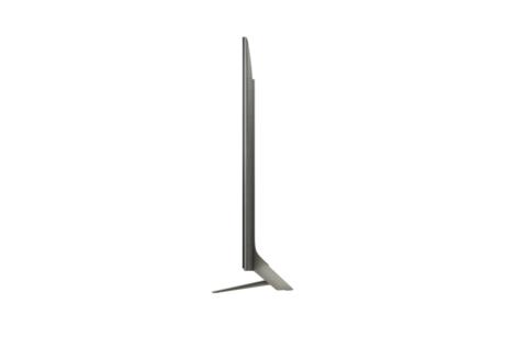 Sony-skärmen är smal och läcker från sidan och är lätt att placera tack vare en smal sockel. Foto: Sony