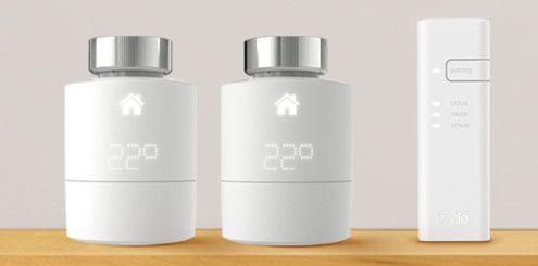 Tado Smart Radiator Termostat