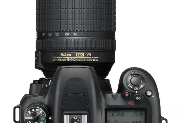 Forståelig ergonomi er noe Nikon er blant de aller beste på.