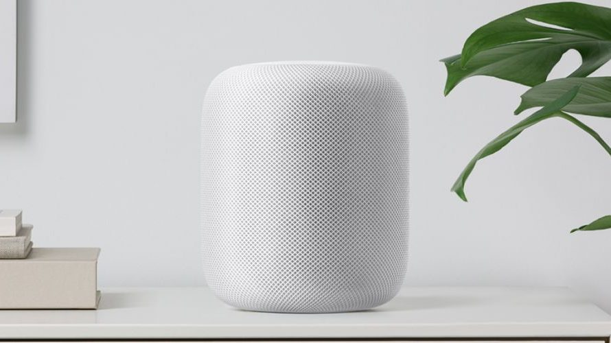Apples smarte høyttalere HomePod