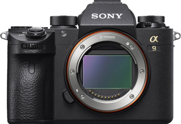 Superb ytelse fra Sonys 24 megapiksler bildebrikke, som skuffer inn 20 bilder/s.
