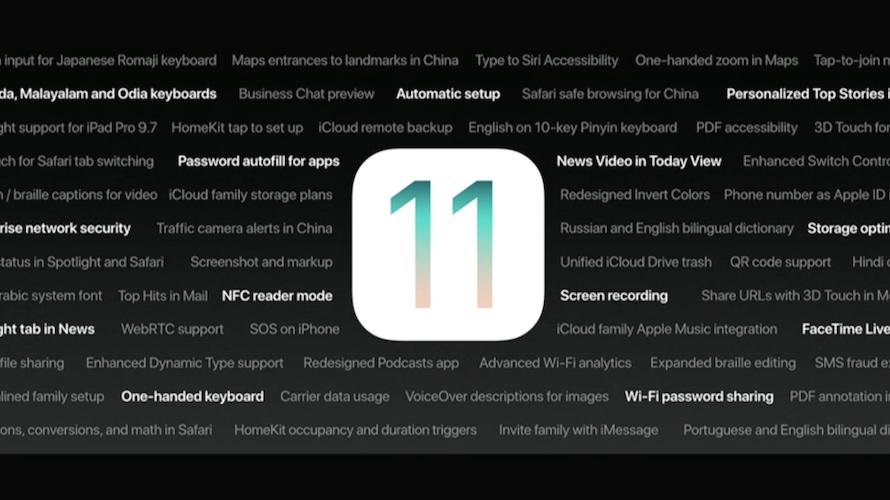 11 hemmeligheter i iOS 11