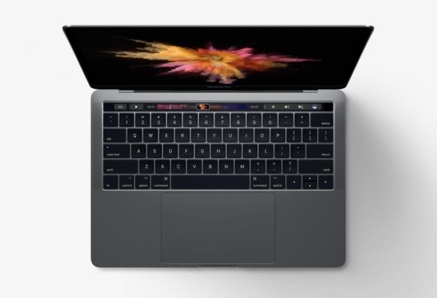 Pekefeltet over tastaturet, er overflødig for noen, men nyttig for andre brukere.