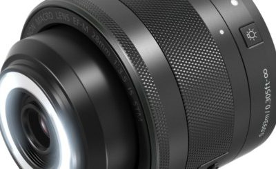 Canon EF-M 28mm f3.5 IS STM Macro