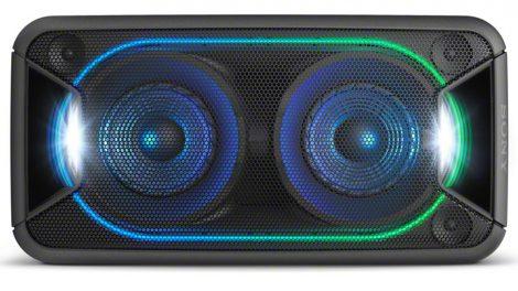 Start festen med Sony Extra Bass høyttalere