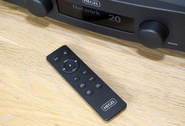 H90 har fått en mye finere fjernkontroll enn forgjengeren hadde.