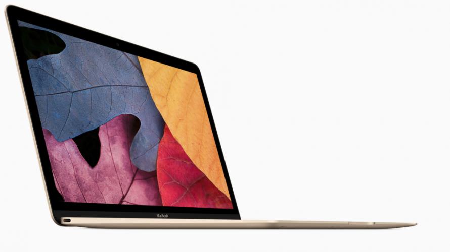 Macbook 12'' 2017