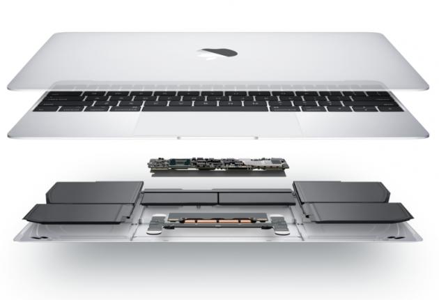De vesentligste endringene på Apples tynneste laptop, er innvendig.