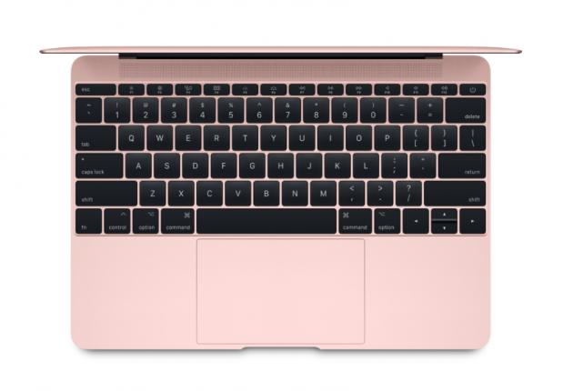 Man kan ikke se det, men tastaturet er blitt bedre å skrive på.