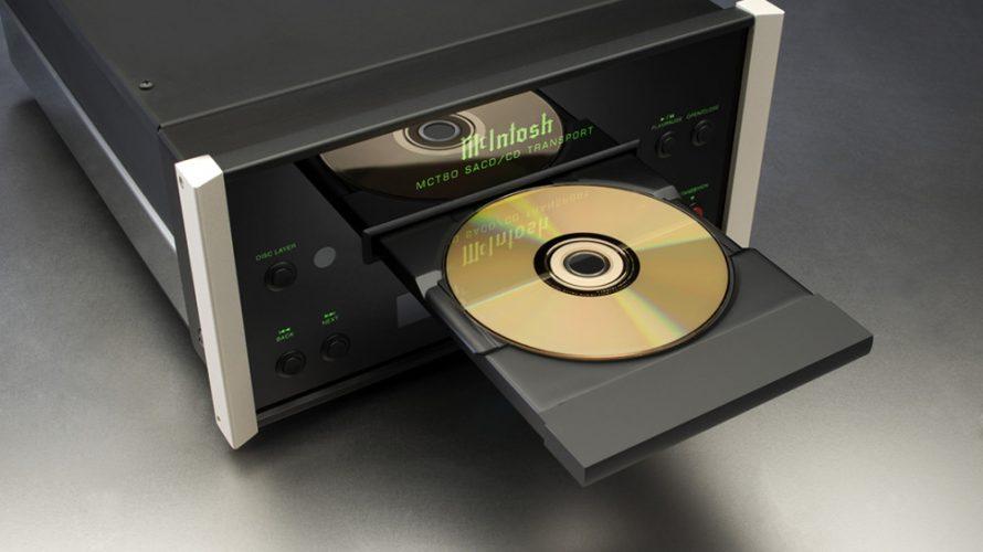 McIntosh minste CD-spiller