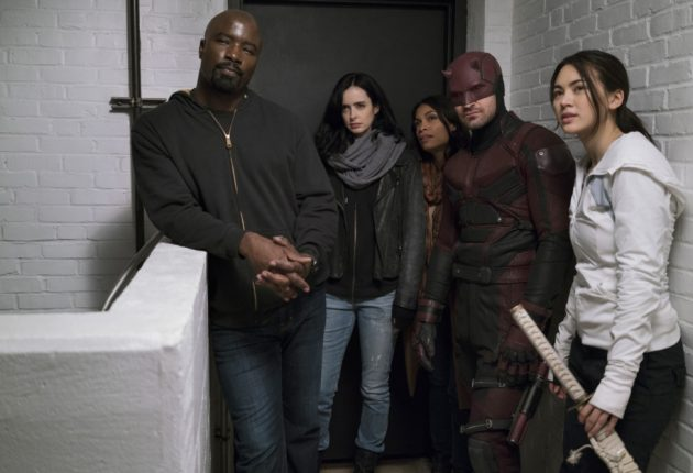 The Defenders (Foto: Netflix)