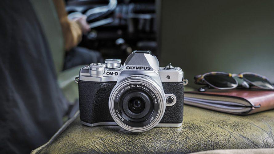 Superlite systemkamera med 4K-video