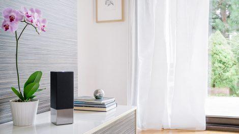 Denne høyttaleren lar deg styre hjemmet med stemmen