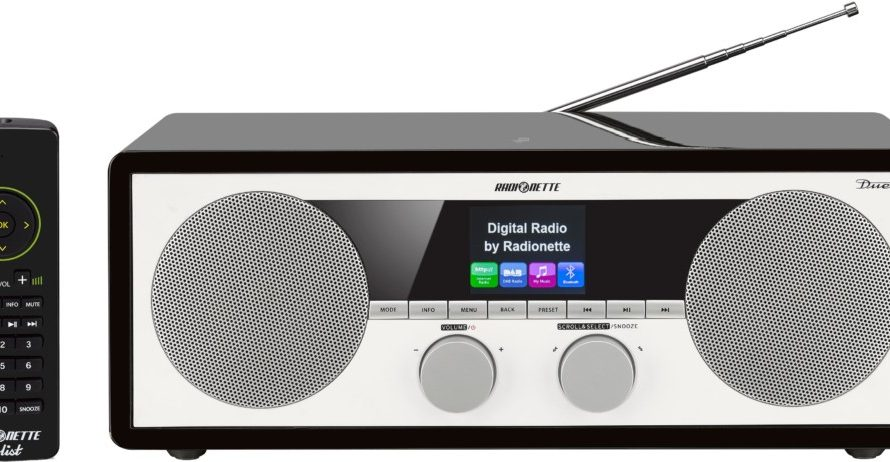 Radionette Duett