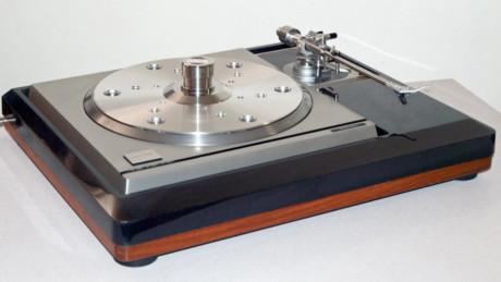 Ett exempel på hur den gamla Technics SP-10 mkII kunde se ut. Mekaniken kan bytas ut direkt mot nya SP-10R. Foto: Technics