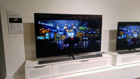 77EZ1000 er Panasonics nye OLED-flaggskip