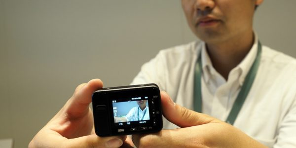 Se Sonys knøttekamera RX0