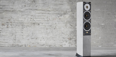 Audiovector SR3 Arreté Raw Surface Limited Edition