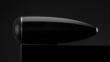 B&W 700 S2-serien har koldiskanter och i toppmodellen sitter diskanten i ett karaktäristiskt Nautilus-hus. Foto: Bowers & Wilkins