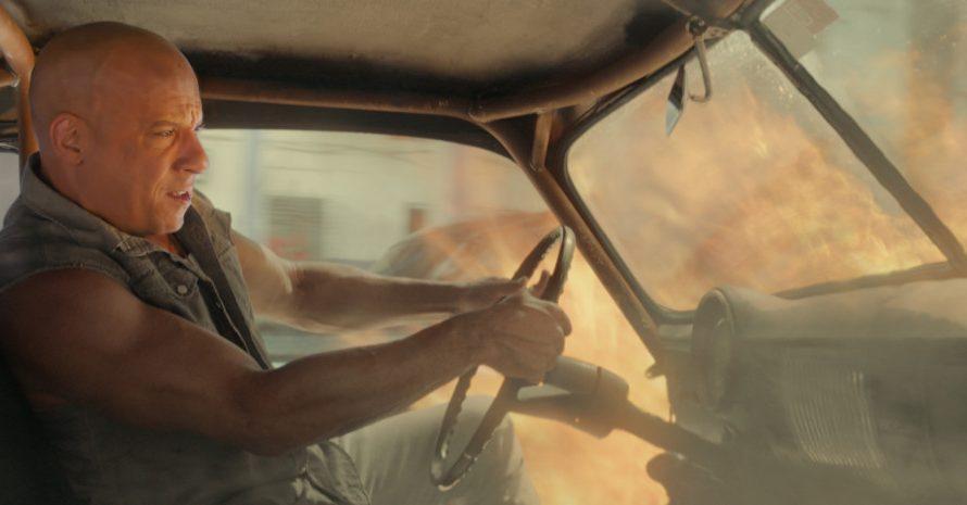 Fast & Furious 8: Motoren har et 8. gir!
