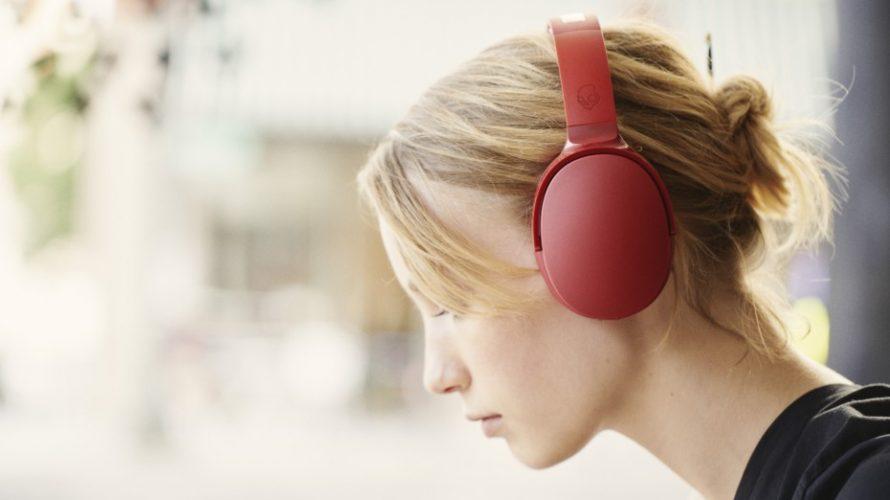 6 trådløse hodetelefoner