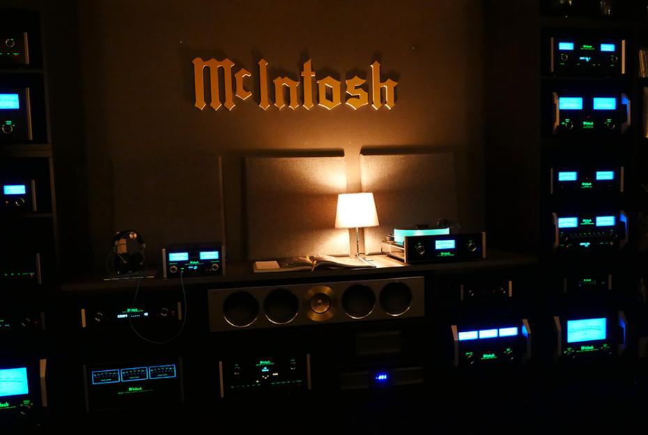 McIntosh high-end