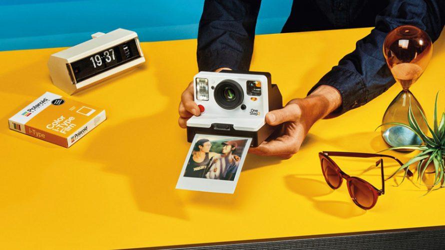 Polaroid-kameraet er tilbake