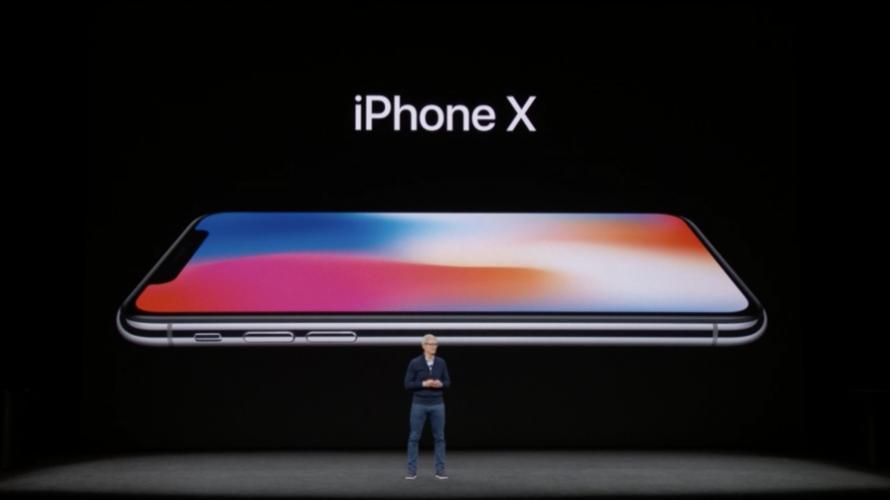 Apple lanserer ny iPhone X, iPhone 8, Apple Watch 3 og Apple TV med 4K