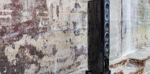 System Audio Pandion 50