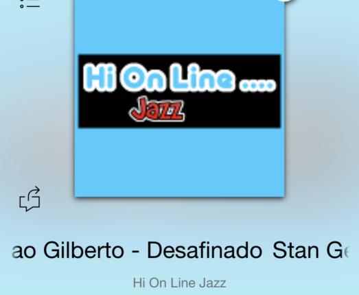 Man kan styre Musica med en app.