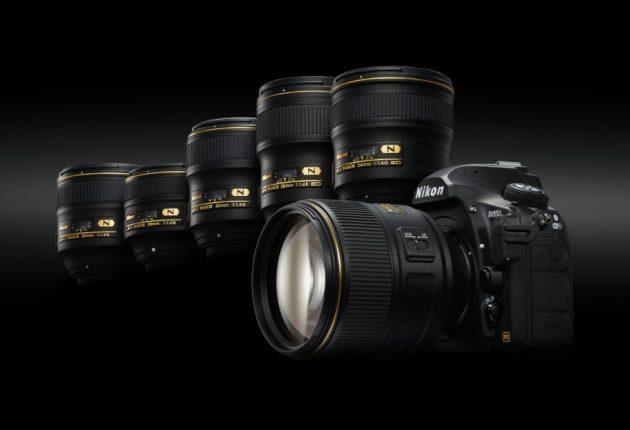 En av fordelene med å velge Nikon D850, er et vanvittig objektivutvalg.