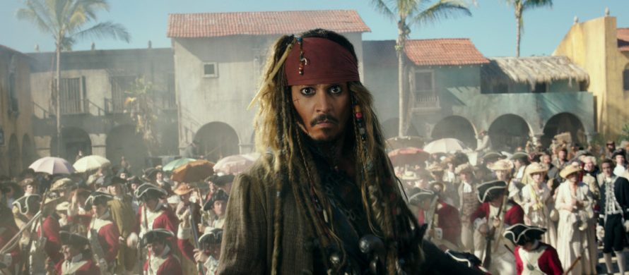 Pirates of The Caribbean 5: Uinspirerte pirater