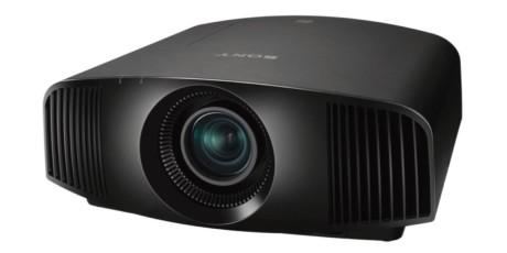Sony VPL-VW260ES är marknadens billigaste 4K-projektor. Priset är 50 000 kronor. Foto: Sony