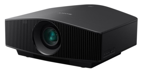 Bäst är Sony VPL-VW760ES som har laser som ljuskälla. Foto: Sony